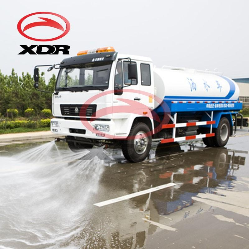 12cbm Water Tanker Transport Truck