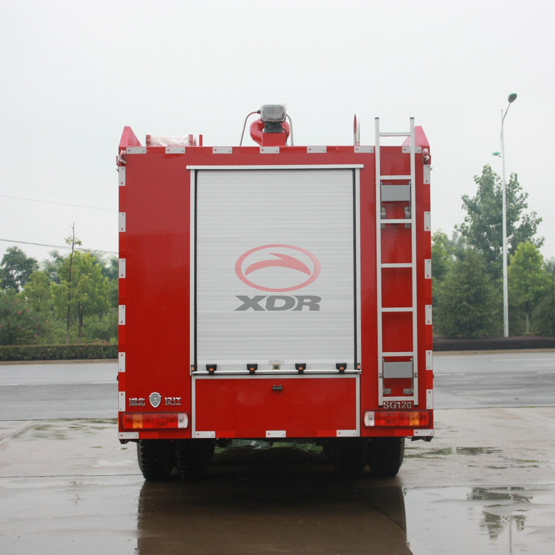 China Top Quality Fire Fighting Vehicle