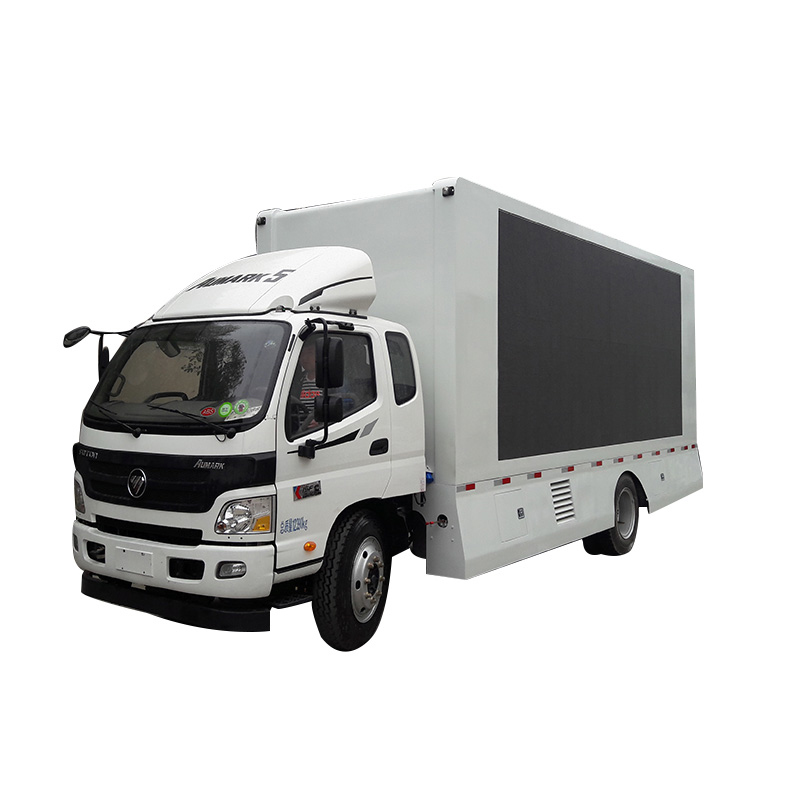 Mobile Led Digital Advertising Truck