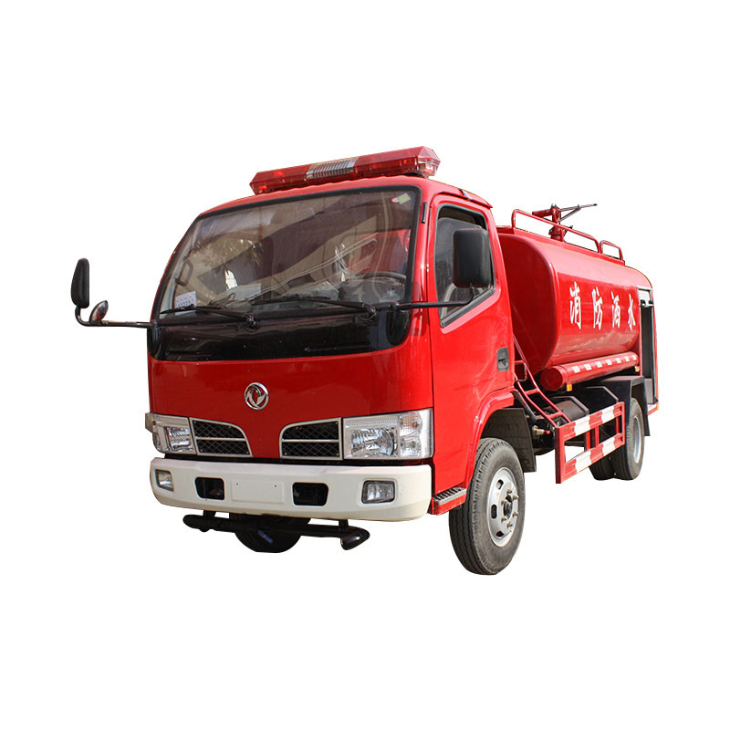 Factory direct supply fire water truck