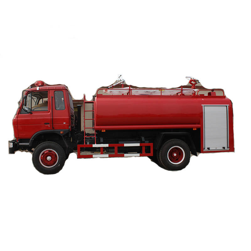 8000 liters dongfeng fire sprinkler