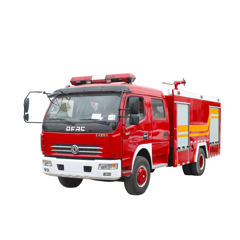 5-6 persons fire team vacancy fire truck